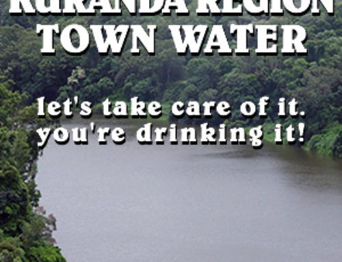 Kuranda Region Town Water Overview