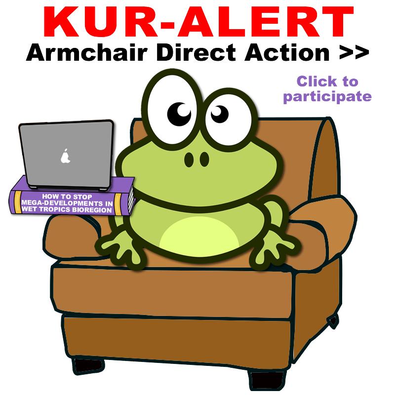 KUR-ALERT Armchair Direct Action – Petition Submission